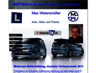 fahrschulesuhr.magix.net screenshot