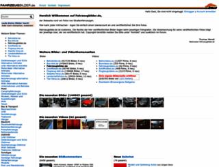 fahrzeugbilder.de screenshot