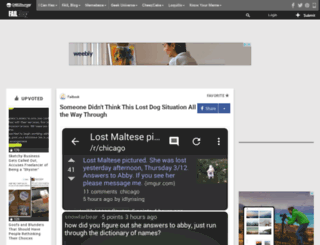 failbook.com screenshot