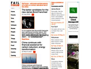 failforum.net screenshot