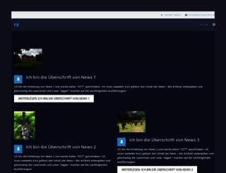 fair-berichten.de screenshot