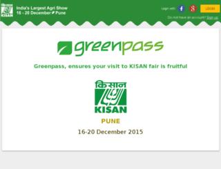 fair.kisan.com screenshot