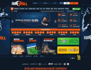 fairbola88.com screenshot