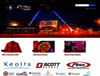 fairfax2015.com screenshot