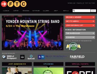 fairfieldtheatre.mcjr.net screenshot