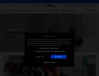 fairies.disney.co.uk screenshot
