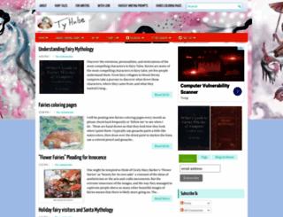 fairies.zeluna.net screenshot