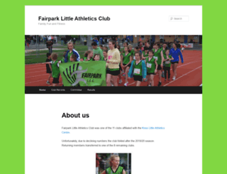 fairpark.klac23.org.au screenshot
