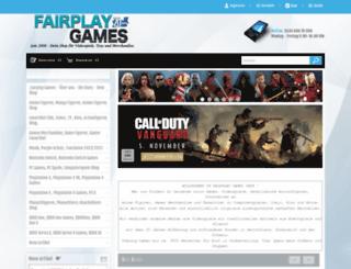 fairplay-games.de screenshot