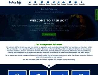 fairsoftsolutions.com screenshot