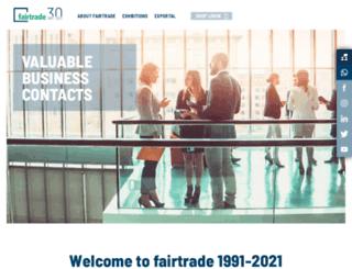 fairtrade-messe.de screenshot