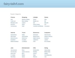 fairy-tailvf.com screenshot
