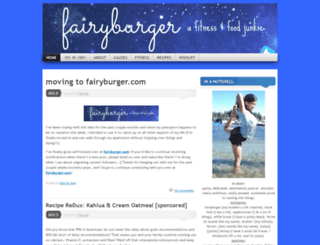 fairyburger.wordpress.com screenshot