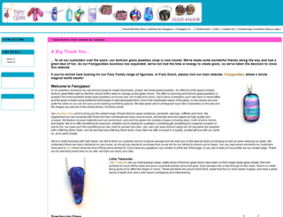 fairyglass.co.uk screenshot