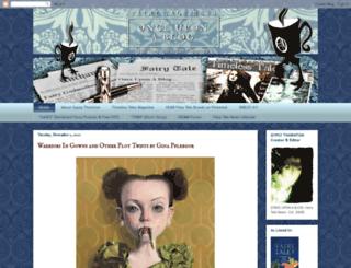 fairytalenewsblog.blogspot.com screenshot