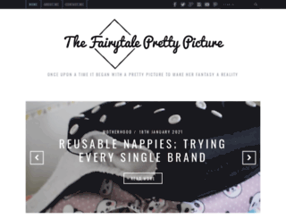 fairytaleprettypicture.co.uk screenshot