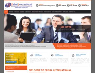 faisalint.com screenshot