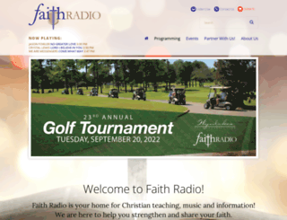 faithbroadcasting.org screenshot