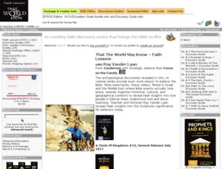 faithlessons.net screenshot