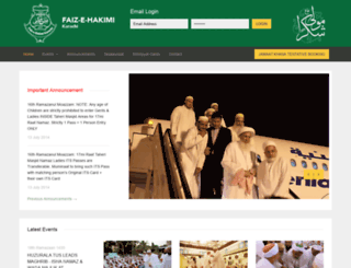 faizehakimi.com screenshot