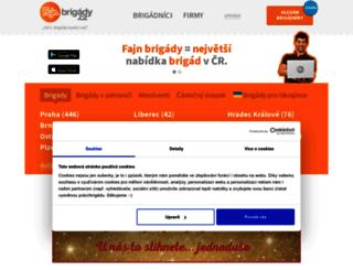 fajn-brigady.cz screenshot