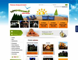 fajnepobierowo.pl screenshot