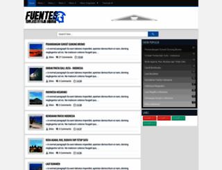 fajrifuentes.blogspot.com screenshot