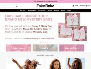 fakebake.co.uk screenshot