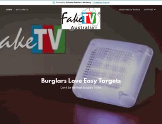 faketv.com.au screenshot
