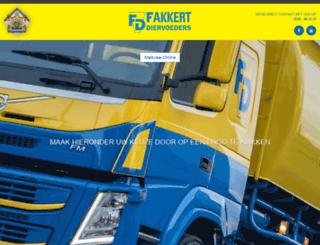 fakkert.nl screenshot