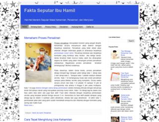 faktaibuhamil.blogspot.com screenshot