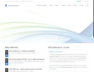 faktury.cz screenshot