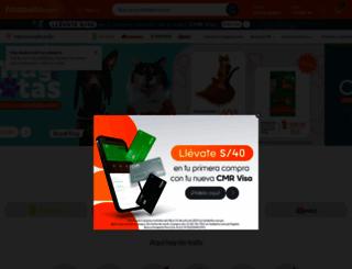 falabella.com.pe screenshot