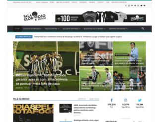 falaglorioso.com.br screenshot