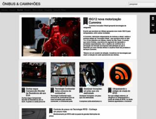 falandosobretransporte.blogspot.com.br screenshot