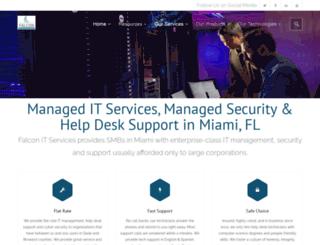 falconitservices.com screenshot