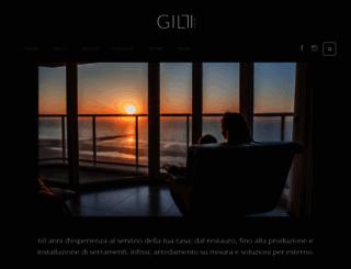 falegnameriagilli.com screenshot