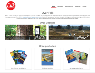 falk.nl screenshot