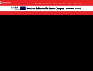 falkemedia.de screenshot