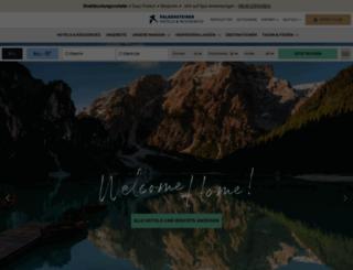 falkensteiner.com screenshot