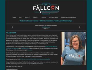 fallcon.com screenshot