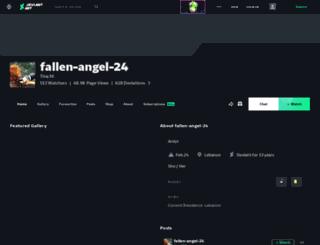 fallen-angel-24.deviantart.com screenshot