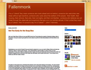 fallenmonk.blogspot.ro screenshot