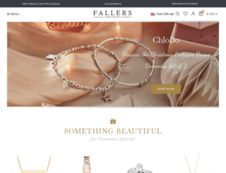 fallers.ie screenshot