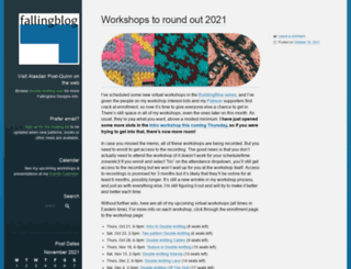 fallingblox.com screenshot