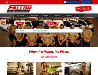 fallonsolutions.com.au screenshot