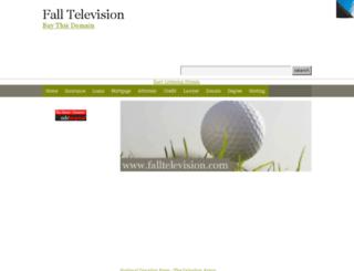 falltelevision.com screenshot