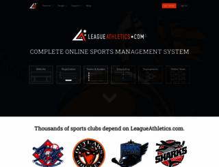 falmouthyouthhockey.com screenshot