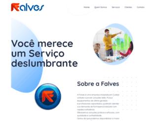 falves.com.br screenshot