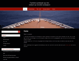 fam-landzaat.nl screenshot